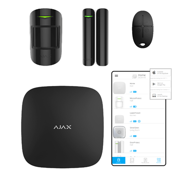 AJAX Hubkit Black