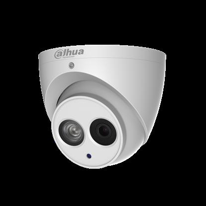 Afbeeldingen van Pro IP 8 Mpxl Fixed Eyeball camera [wit]
