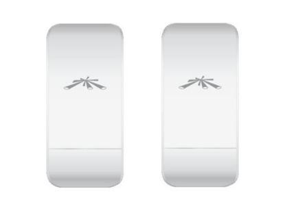Afbeeldingen van Ubiquiti NanoStation Loco M5 Duo pack