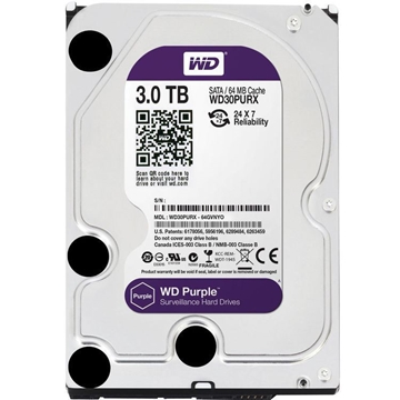 Picture of WD Purple 3TB