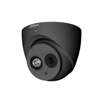Image de IP Dome camera 4 MP dark grey Fixed lens SD MIC