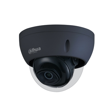 Picture of IP Dome camera 4MP dark grey Fixed lens SD