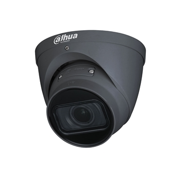 Picture of IP Dome camera 4MP dark grey Motorised lens SD