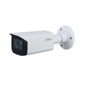 Picture of IP Bullet camera 4MP white Motorised lens SD