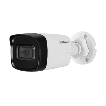 Image de HDCVI Bullet camera 2MP white Fixed lens MIC