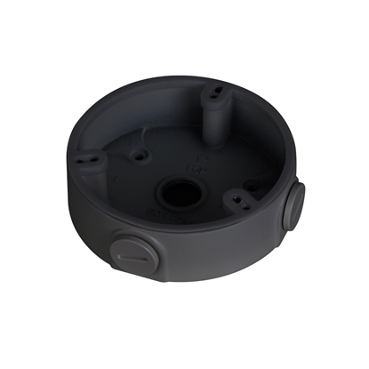 Picture of Junction box DAH dark grey 3 screws fixed dome