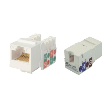 Image de Connectors RJ45 Module 10 pieces