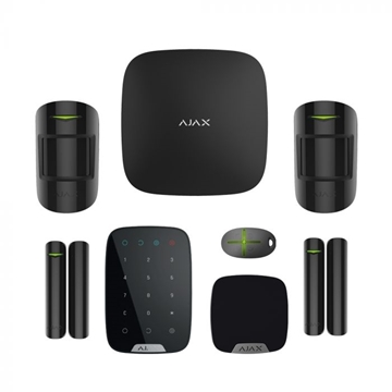 Picture of Ajax kit hub luxe black