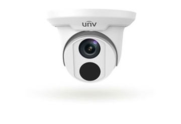 Picture of IP Dome camera 4MP white fixed lens