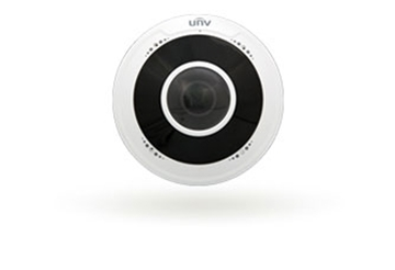 Picture of IP Dome camera 5MP white fixed lens 360