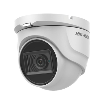 Picture of HDTVI Dome camera 8MP white fixed lens