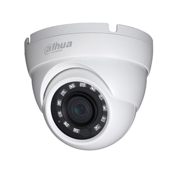 Image de HDCVI Dome camera 2MP white Fixed lens